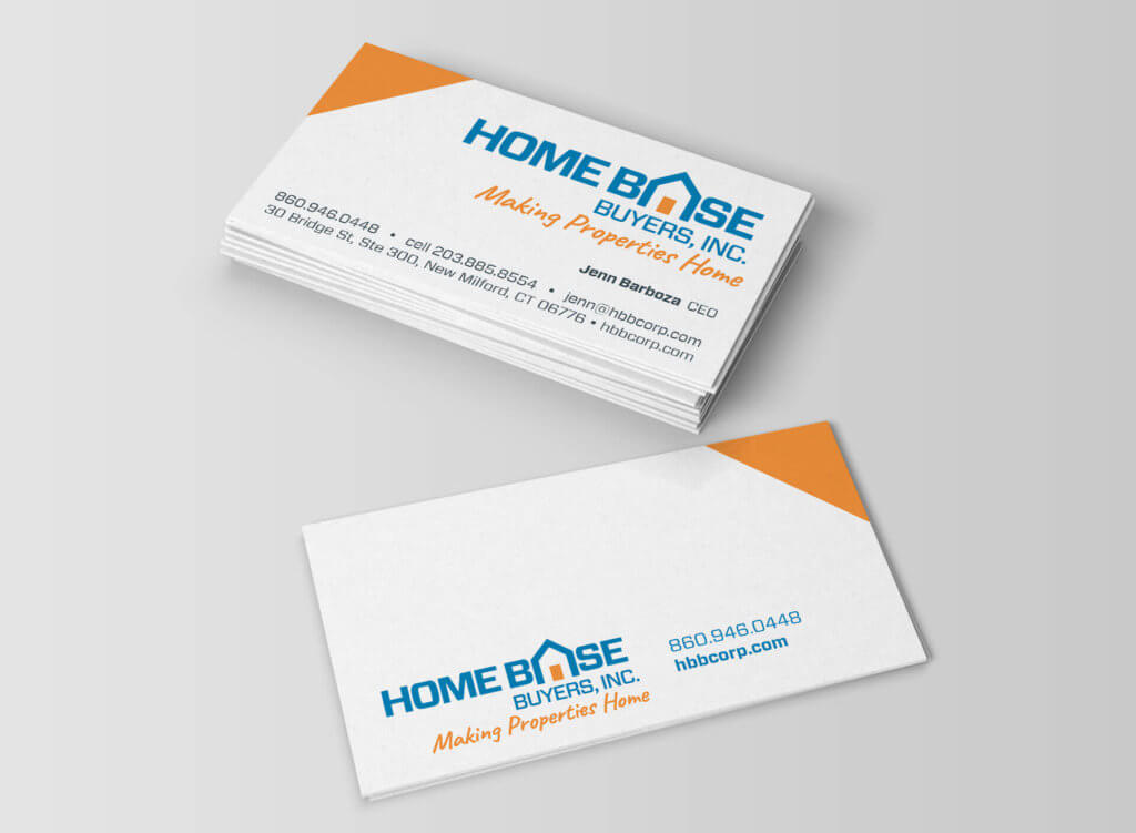 Home Base Business Card