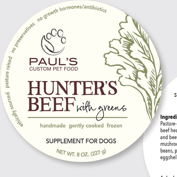 Paul's Custom Pet Food Thumbnail