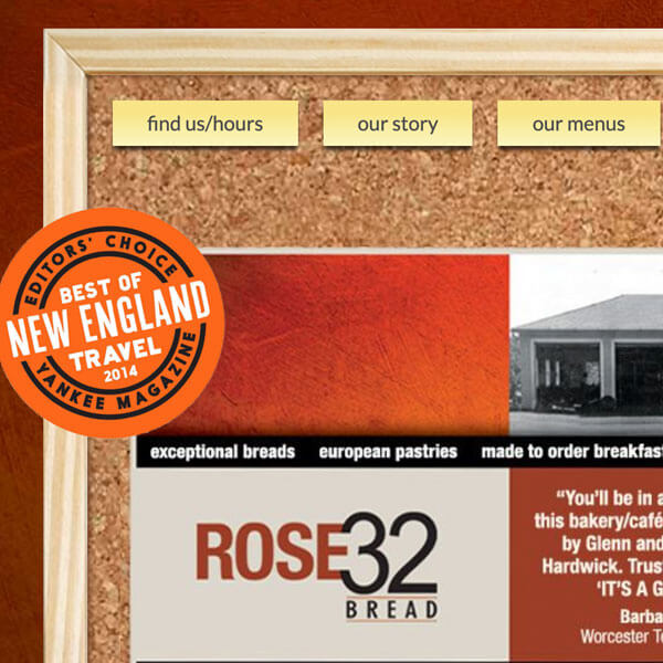 Rose32 Bread